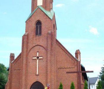 Kościół pw. Bł. Michała Kozala w Ryjewie