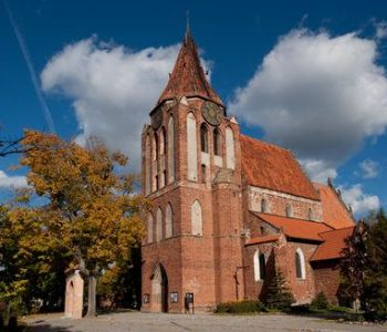 Kościół pw. Podwyższenia Krzyża Św. w Pruszczu Gdańskim