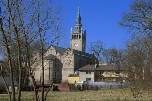 Kościół pw. Św. Katarzyny i Św. Jana Chrzciciela w Bytowie