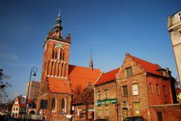 kosciol swietej katarzyny w gdansku 1