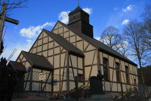 The Church in Tyłowo-Lizaki