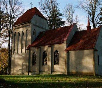 Kościół w Wieszynie