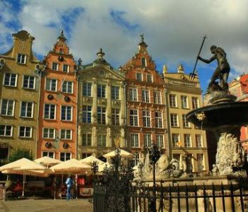 Królewskie Kamienice w Gdańsku