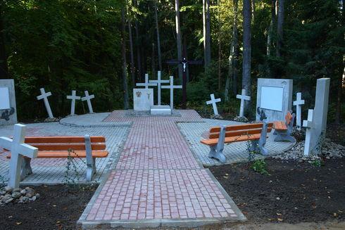 Las Hopowski – miejsce pamięci eksterminacji Kaszubów w 1939 roku