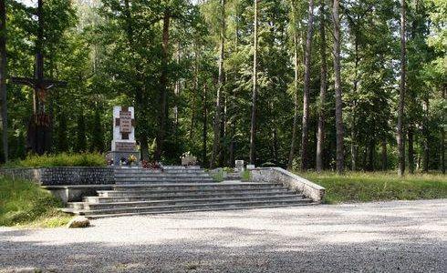 The Szpęgawski Forest