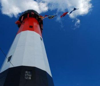 The Stilo lighthouse