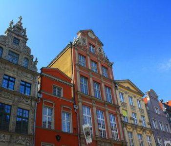 The Lions' Castle in Gdańsk