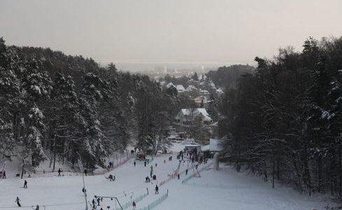 Łysa Góra in Sopot