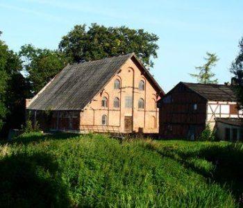 Młyn Górny w Malborku
