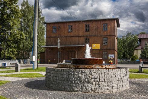 Watermill in Lipusz