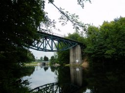 most kratownicowy w rutkach 1