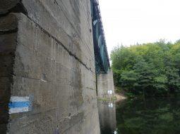 most kratownicowy w rutkach 2