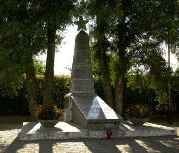 Mrzezino: cmentarz ofiar II wojny światowej