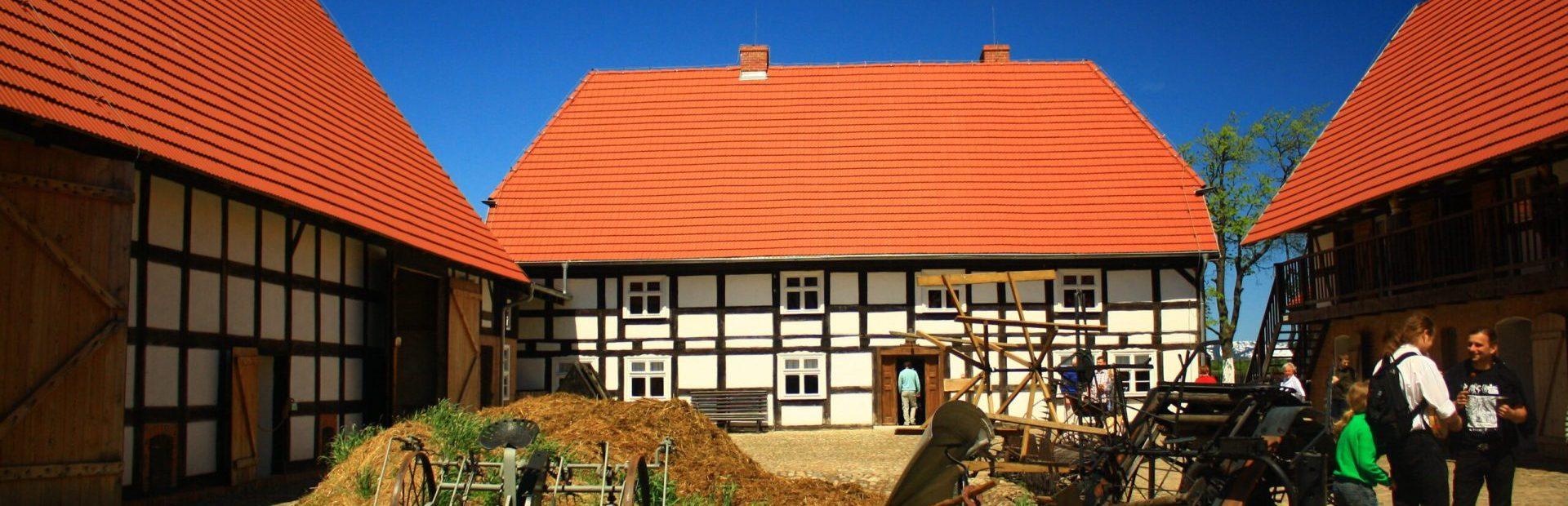 The Museum of Pomeranian Folk Culture in Swołowo