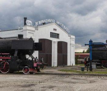 The Steam Engine Heritage Park in Kościerzyna