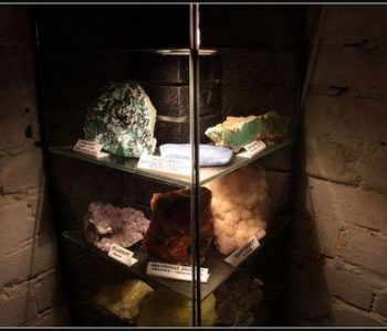 Mineralogical Museum in Ustka