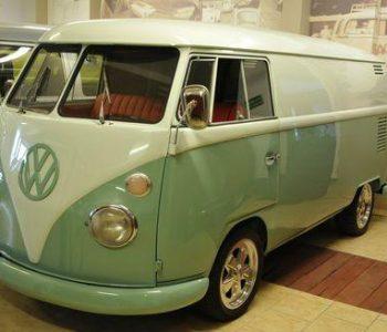Volkswagen Museum in Pepowo