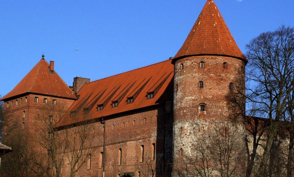 Zamek w Bytowie, pomorskie.travel
