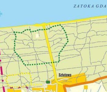 Nordic Walking Sztutowo (The Yellow Trail)