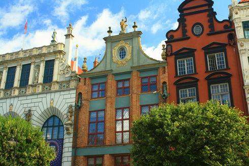 The New Jury House (The Gdańsk Hall)