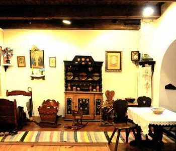 The Department of Ethnography in the Abbots' Granary – a department of the Gdańsk National Museum