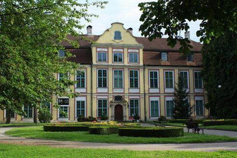 The Department of Modern Art in the Palace of Abbots in Oliwa – a department of the Gdańsk National Museum