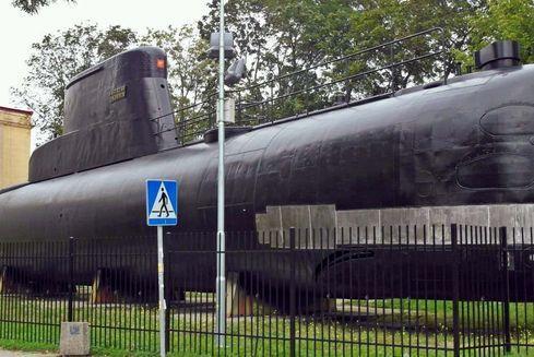 Okręt podwodny Kobben