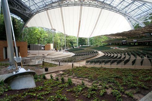 Forest Opera in Sopocie, pomorskie.travel