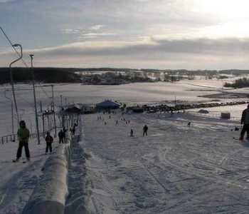 The Ski Lift in Trzepowo