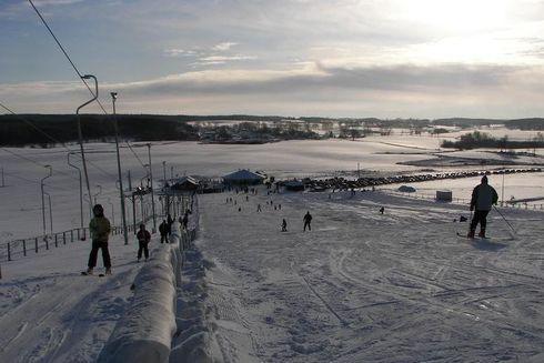 Ośrodek narciarski Trzepowo