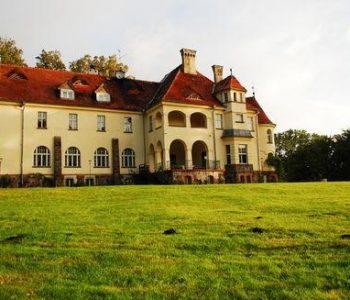 Pałac Below w Sławutówku