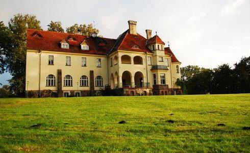 The Below Palace in Sławutówko