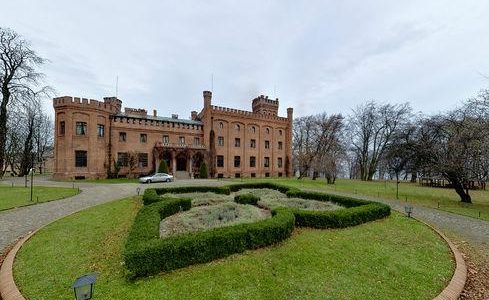 The John III Sobieski Palace in Rzucewo