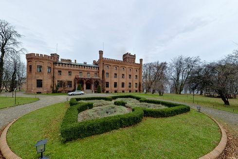 Pałac Jana III Sobieskiego w Rzucewie