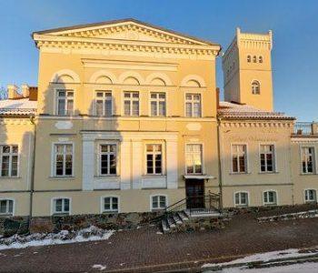 The Palace in Rekowo Górne