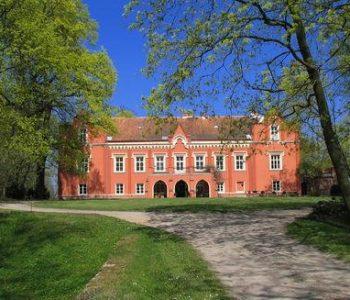 Pałac w Rynkówce