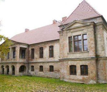 Pałac w Wielkiej Wsi