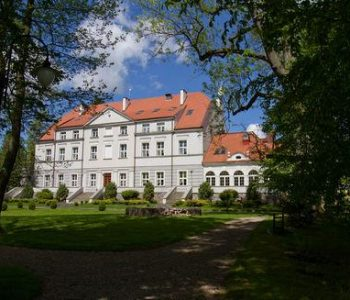 The Palace in Zwartowo