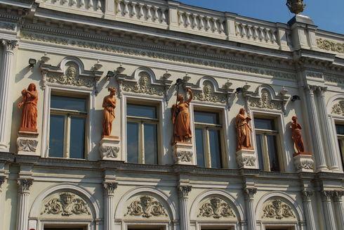 Wiecherts' Palace in Starogard Gdański