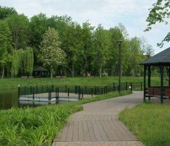 Park 1000-lecia w Chojnicach