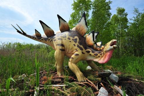 "Park Dinozaurów ""Łeba Park"""