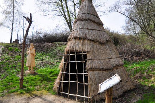 park kulturowy osada lowcow fok, fot. Pomorskie Travel