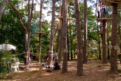The Ju-Huu!!! Rope Park– Hel