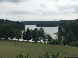 pętla parchowska jezioro mausz