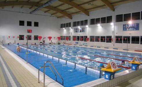 The MOSiR Rumia swimming pool