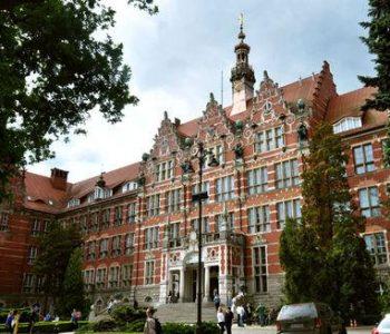 Politechnika Gdańska Gmach Główny