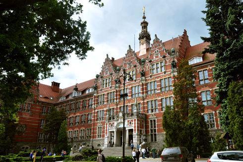 Politechnika Gdanska, fot. Pomorskie Travel