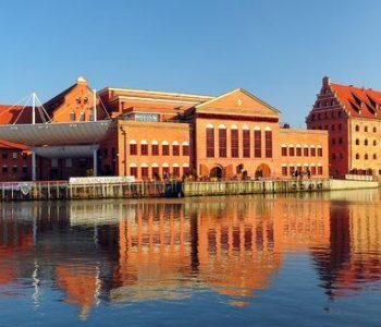 The Fryderyk Chopin Polish Baltic Philharmonic in Gdańsk