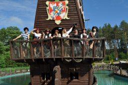 pomorskie travel park rekreacyjno edukacyjny sea park w sarbsku