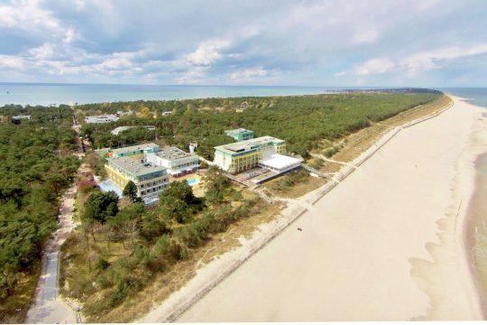plaża, fot. pomorskie travel H. Bryza